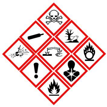 Ghs化學品全球分類及標示調和制度